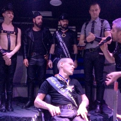 Mr Leather Languedoc 2016