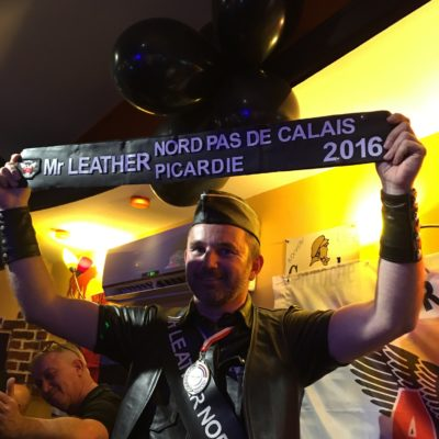Mr Leather Nord pas de calais 2016