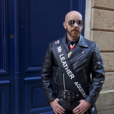 Mr Leather Aquitaine 2016