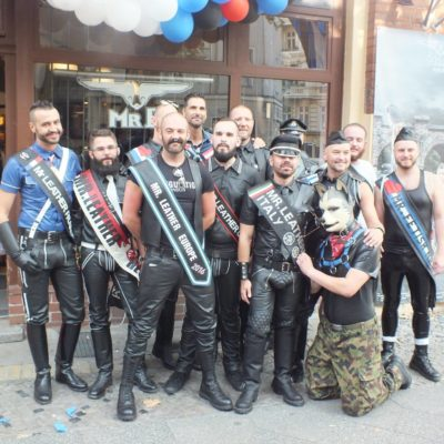 Mr Leather France 2016