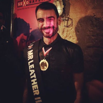 Mr Leather Ile de France 2017