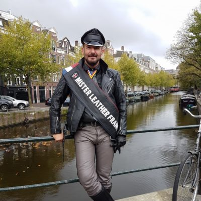 Mr Leather France 2017