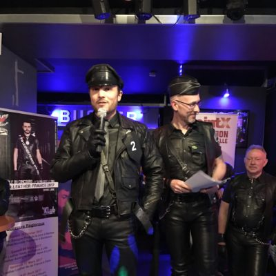 Mr Leather Nouvelle Aquitaine 2017