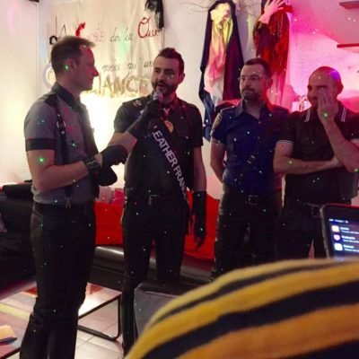 Mr Leather Rhone Alpes 2017
