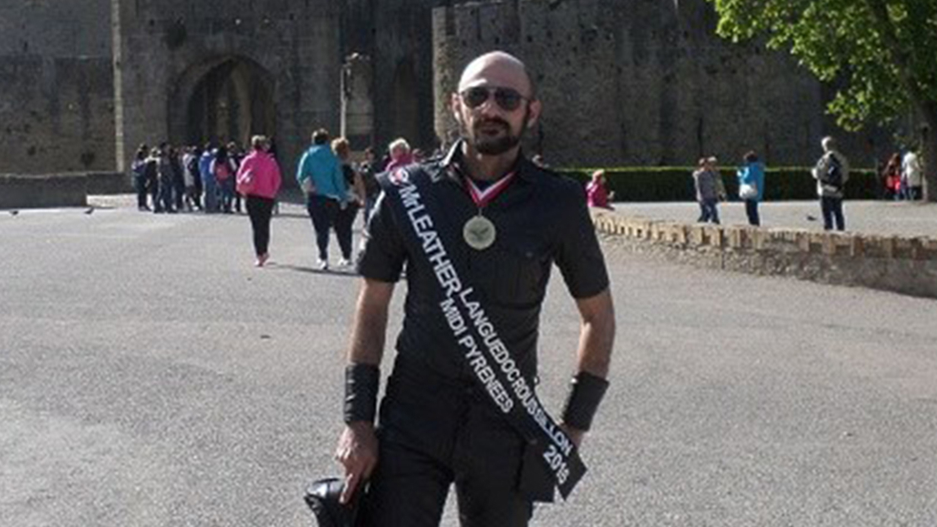 Mr Leather Languedoc Roussillon 2016