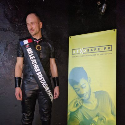 Mr Leather Bretagne Pays de la Loire 2017