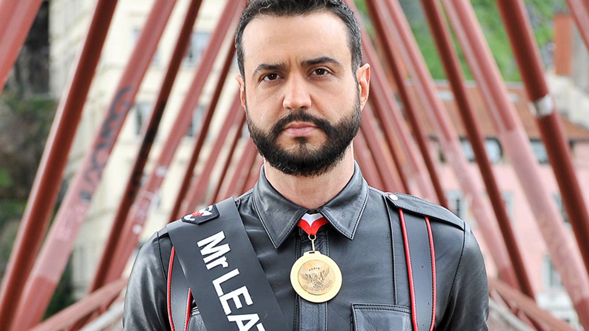 Mr Leather Rhone Alpes