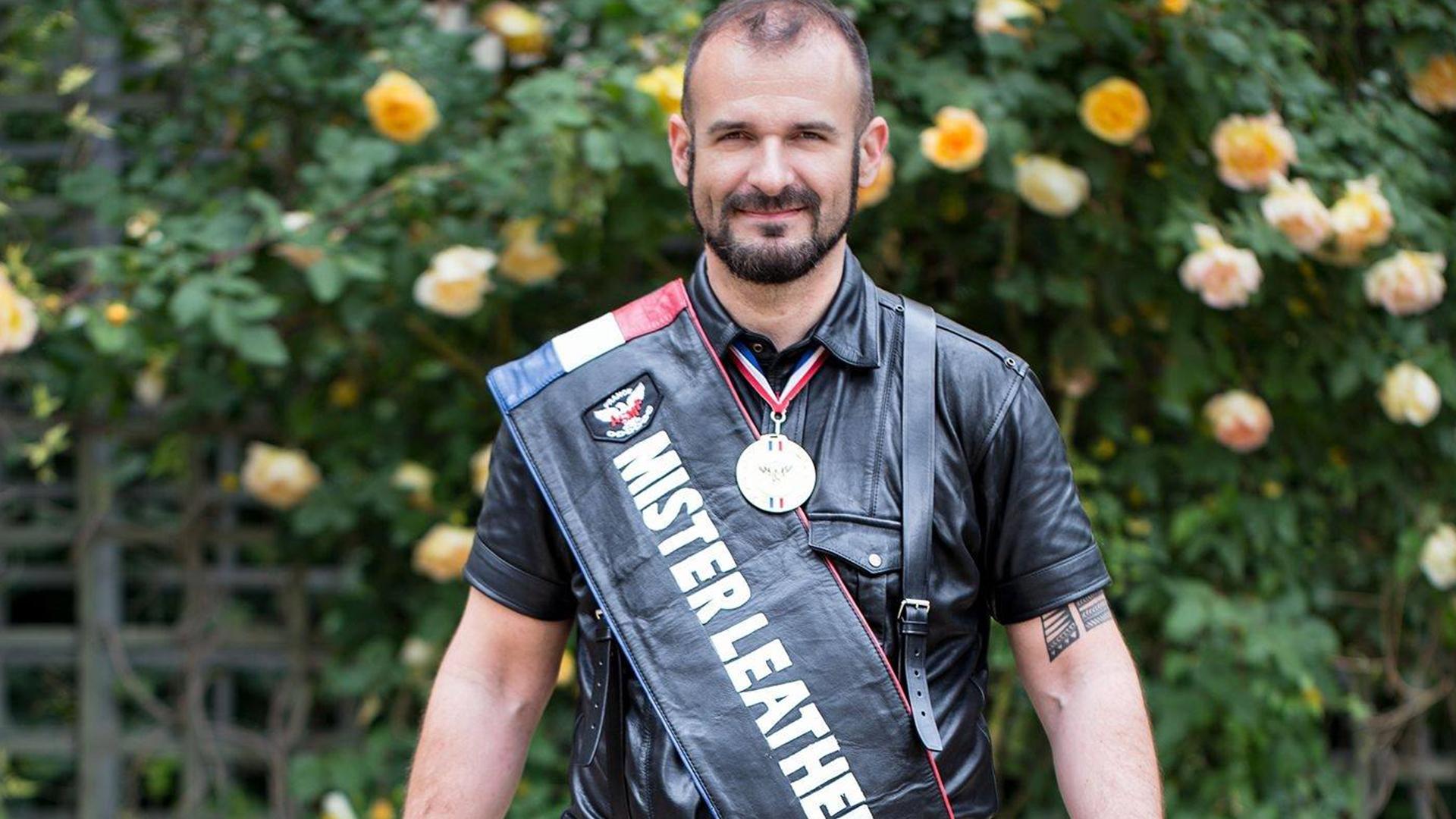 Mr leather france 2017