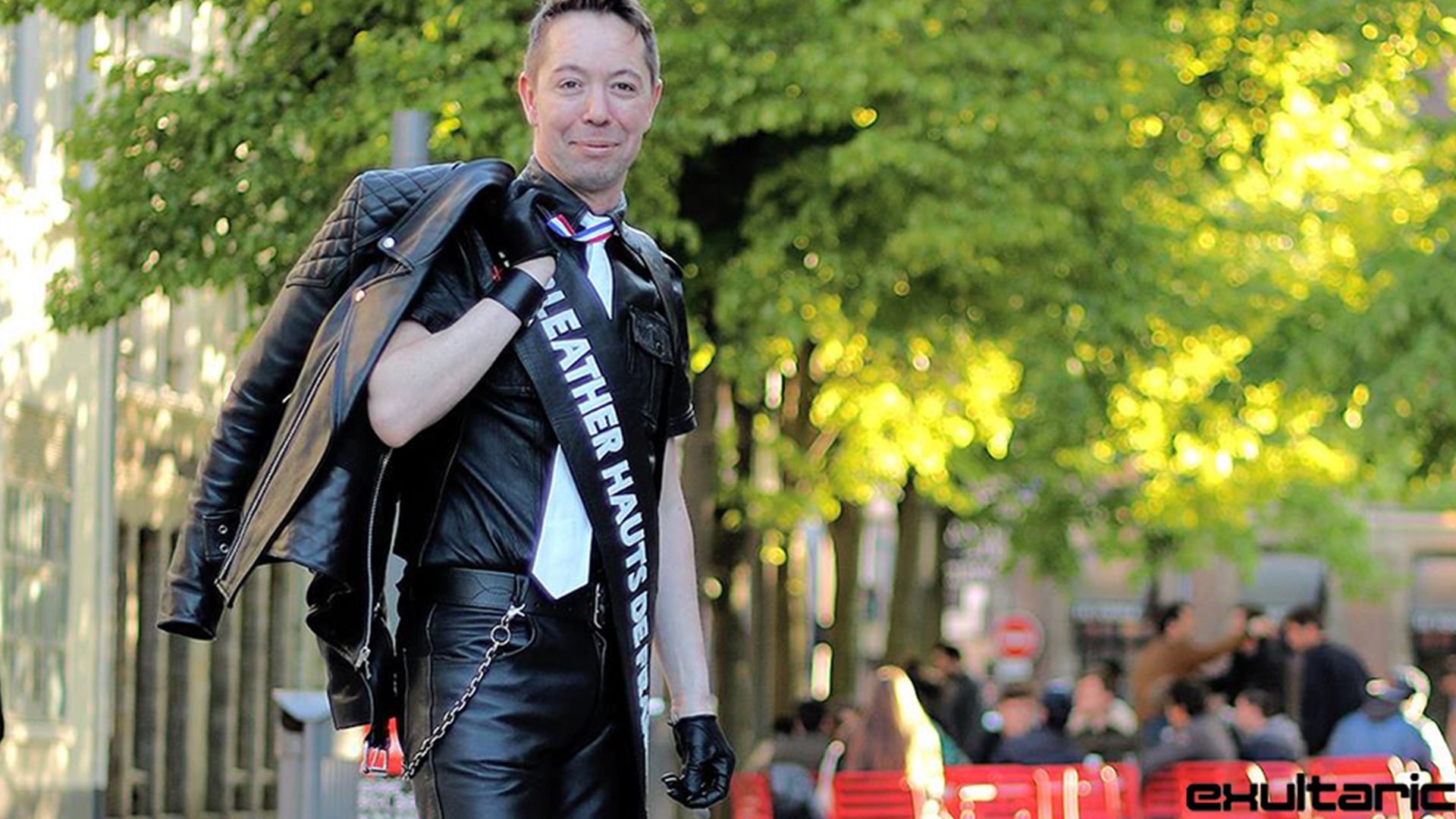 Mr Leather Haut de France 2017