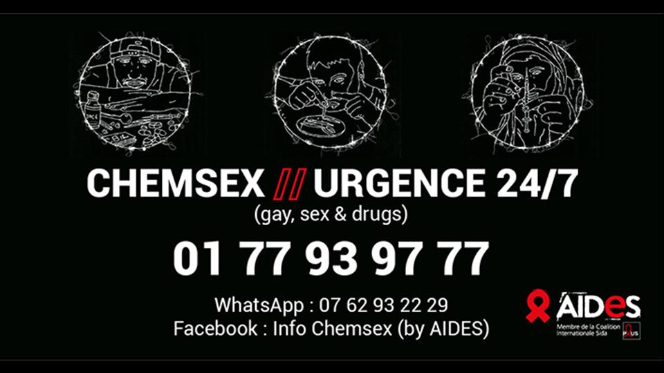 AIDES CHEMSEX