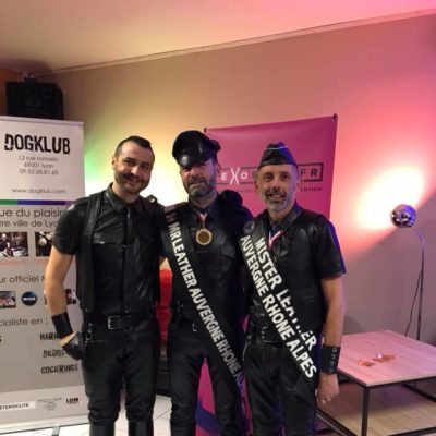 Mr Leather Auvergne Rhone alpes