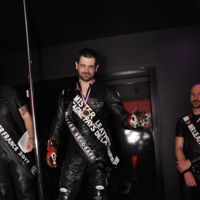 mister leather bretagne 2018