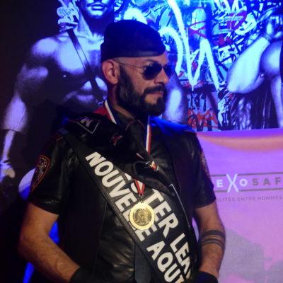 Mr Leather Nouvelle Aquitaine 2018