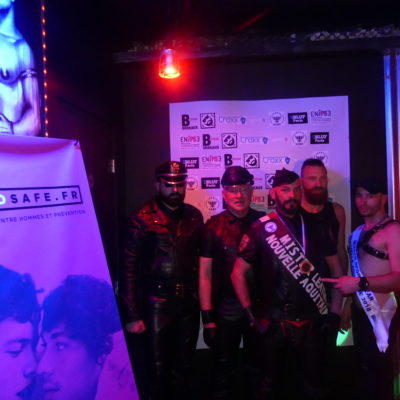 Mr Leather Nouvelle Aquitaine 2018